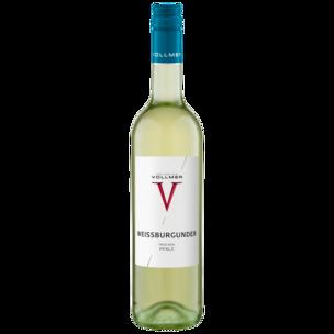 Heinrich Vollmer Weißwein Weißburgunder QbA trocken 0,75l
