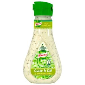Knorr Joghurtdressing Gurke & Dill 235ml