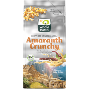 Whole Earth Amaranth Crunchy 375g