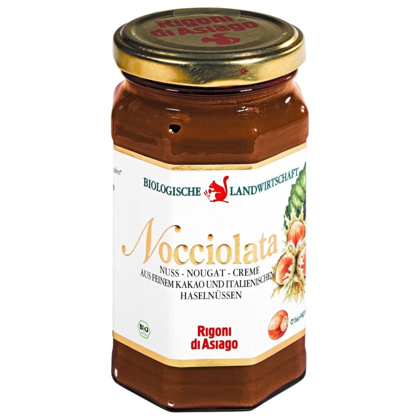 Rigoni di Asiago Nocciolata Bio Nuss-Nougat-Aufstrich 270g