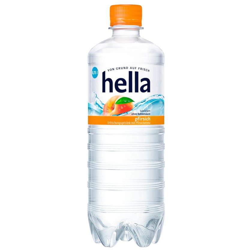 Hella Pfirsich 0,75l