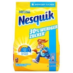 Nestlé Nesquik kakaohaltiges Getränkepulver zuckerreduziert 500g