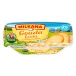 Milkana Schmelzkäse Gouda leicht & Allgäuer Milch 200g