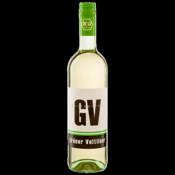 G Österreich Weißwein Grüner Veltliner Bio trocken 0,75l