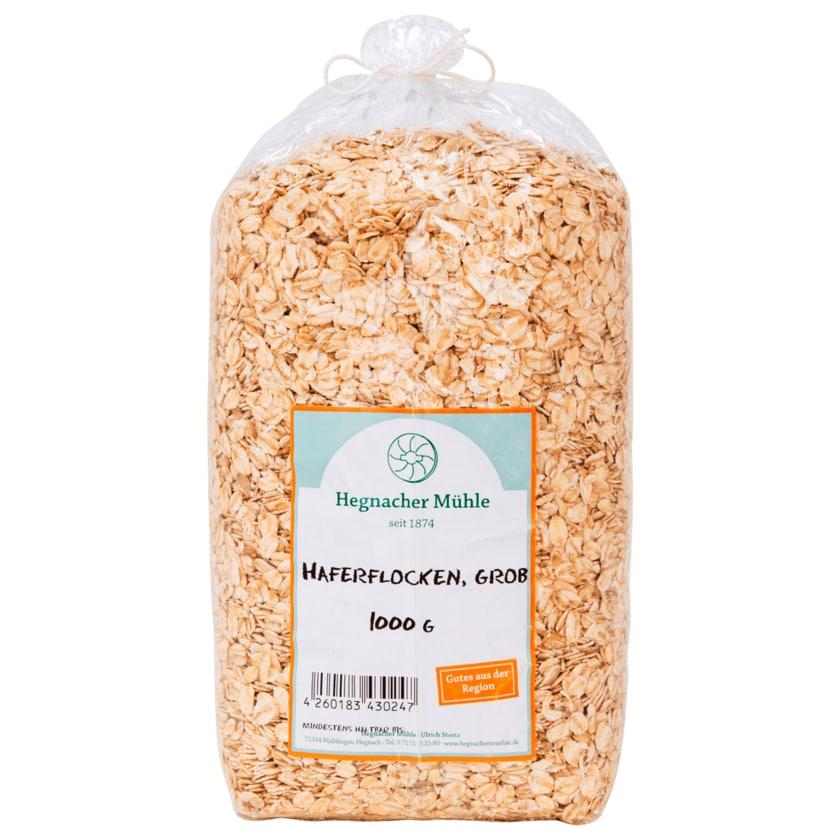 Hegnacher Mühle Haferflocken grob 1kg