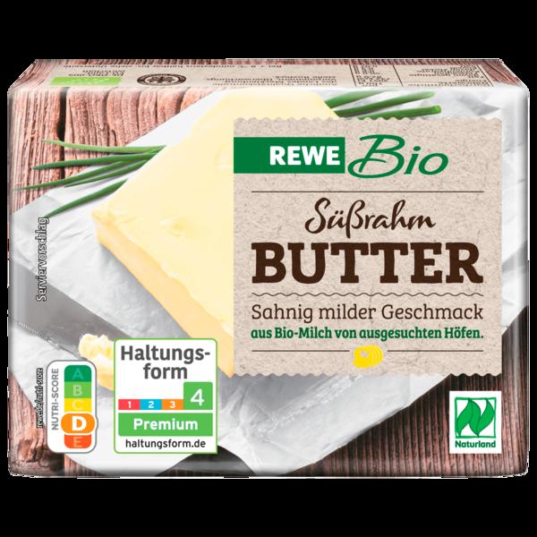 REWE Bio Süßrahmbutter 250g