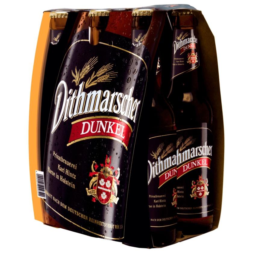 Dithmarscher Dunkel Longneck 6x0,33l