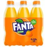 Fanta Orange 6x0,33l