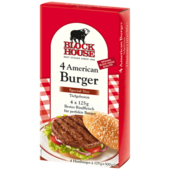 Block House American Burger Special Size 500g, 4 Stück