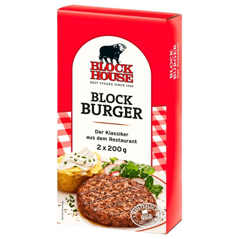 Block House Block Burger 2x200g