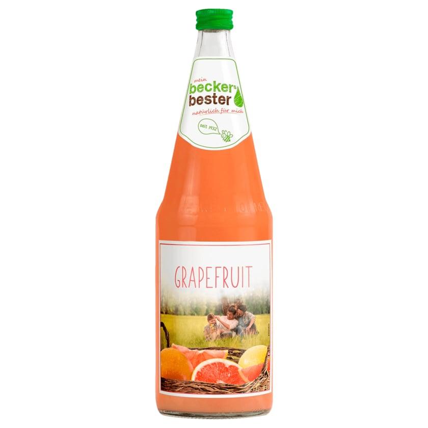 Beckers Bester Grapefruitsaft 1l