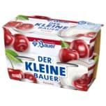 Bauer Fruchtjoghurt Kirsche 4x100g