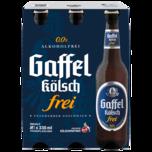 Gaffel Kölsch Frei 6x0,33l