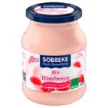 Söbbeke Bio Joghurt mild Himbeere 500g