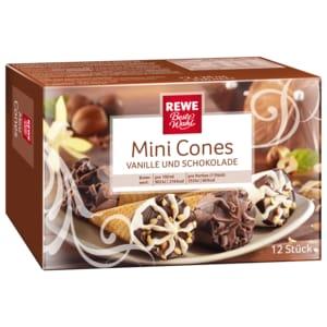 REWE Beste Wahl Mini Cones 12x28ml