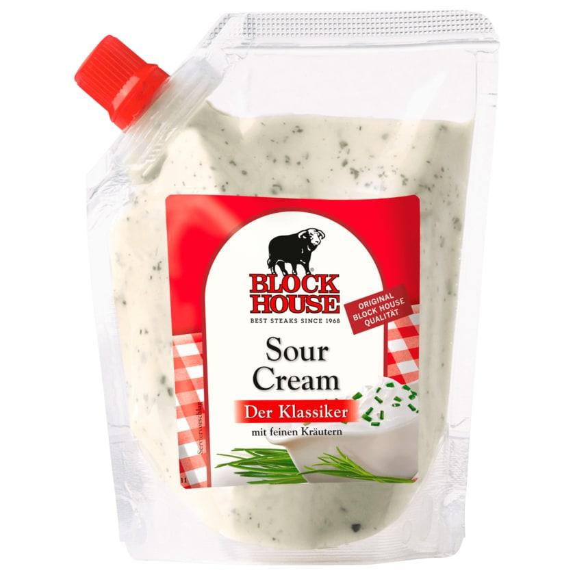 Block House Sour Cream 250g
