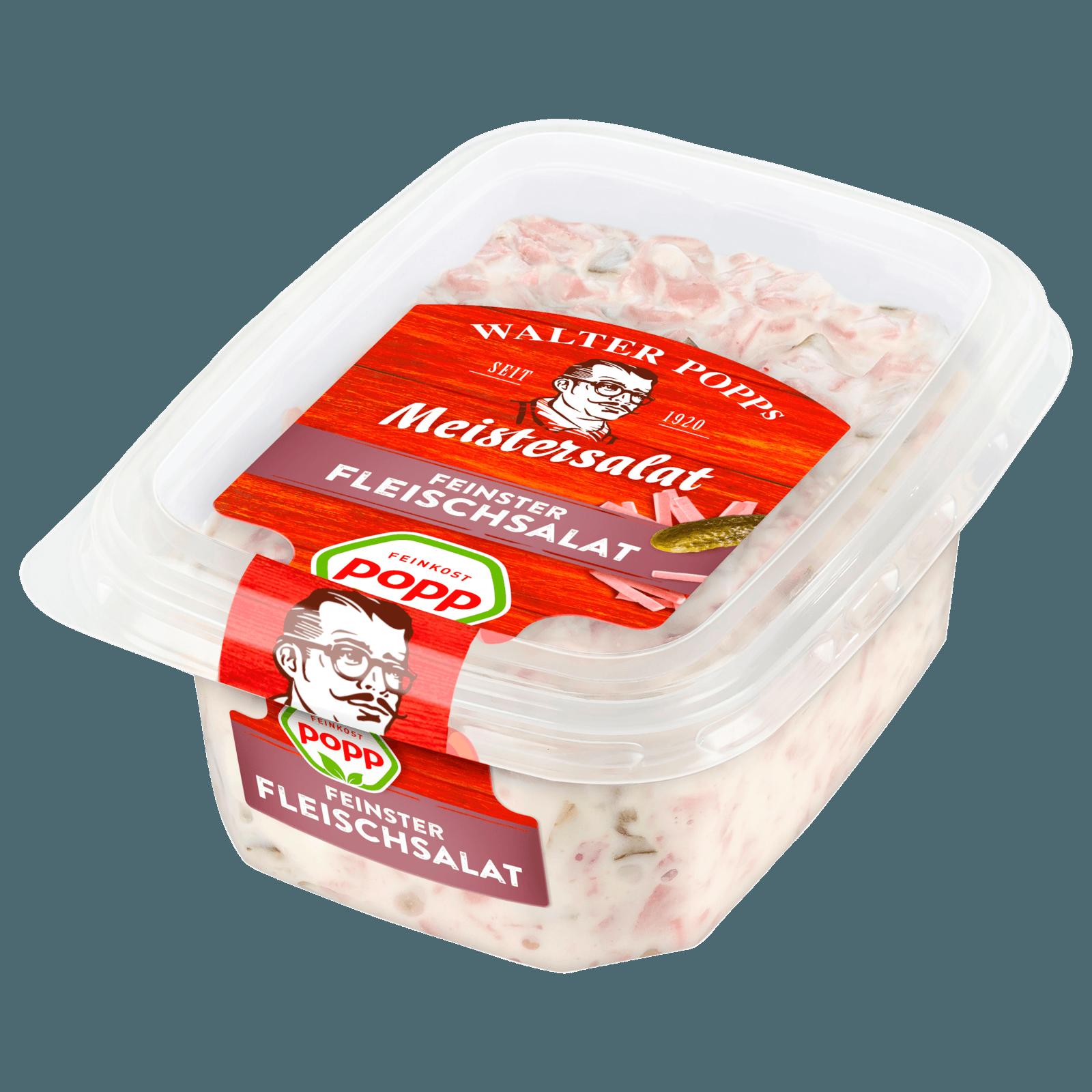 Popp Feinster Fleischsalat 200g