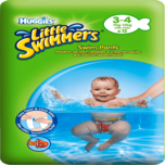 Huggies Little Swimmers Small Gr. 3-4 12 Stück