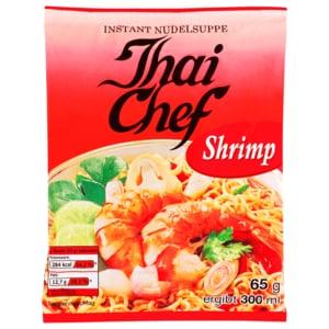 Thai Chef Nudelsuppe Shrimp 65g