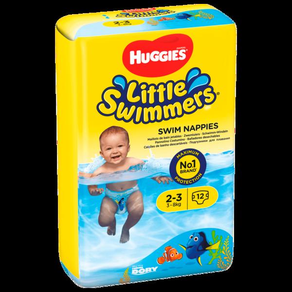 Huggies Little Swimmers Gr. 2-3 12 Stück