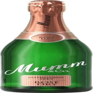 Mumm & Co Sekt Rosé trocken 0,75l