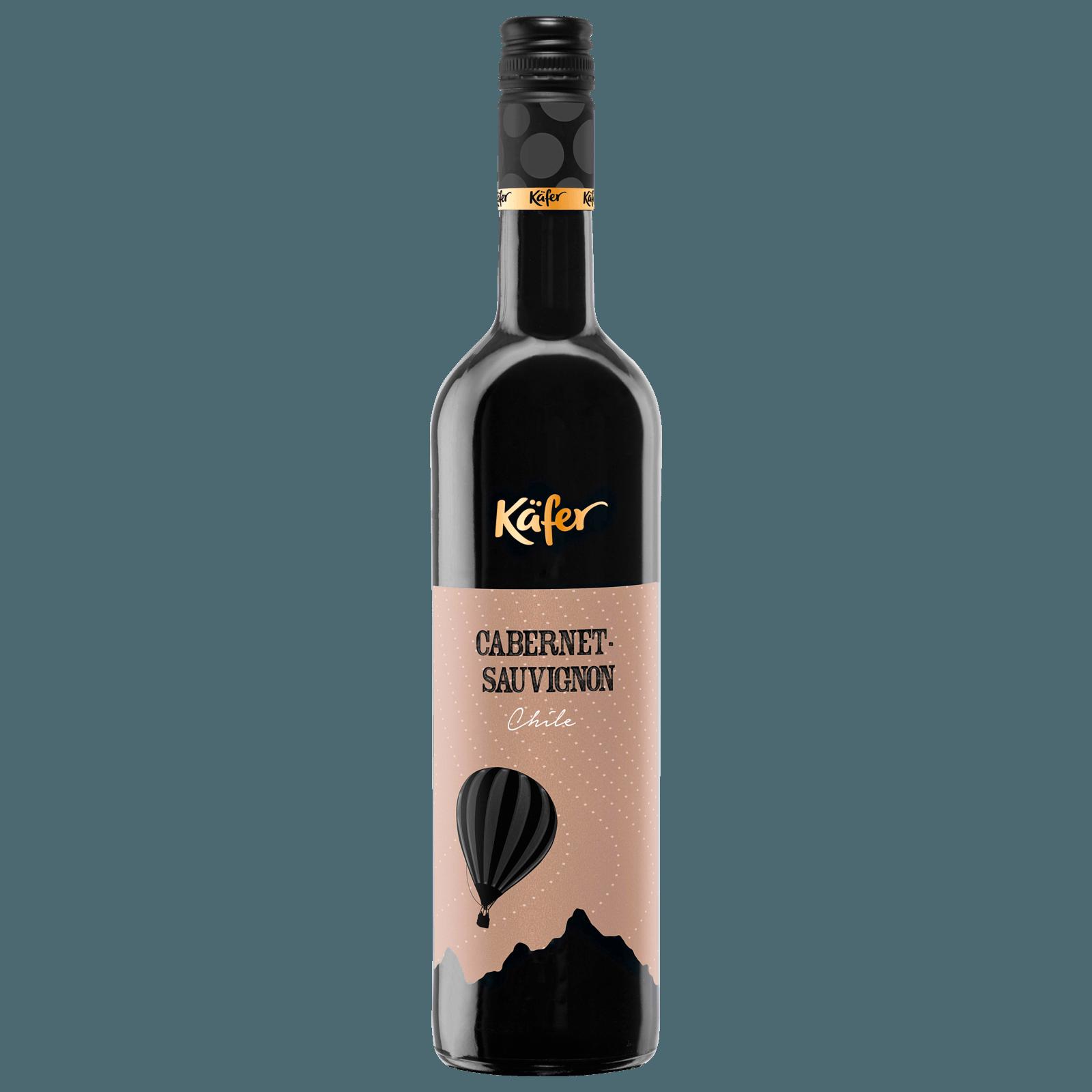 Käfer Cabernet Sauvignon Chile trocken 0,75 l