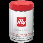Illy Espresso Bohne N-Röstung 250g