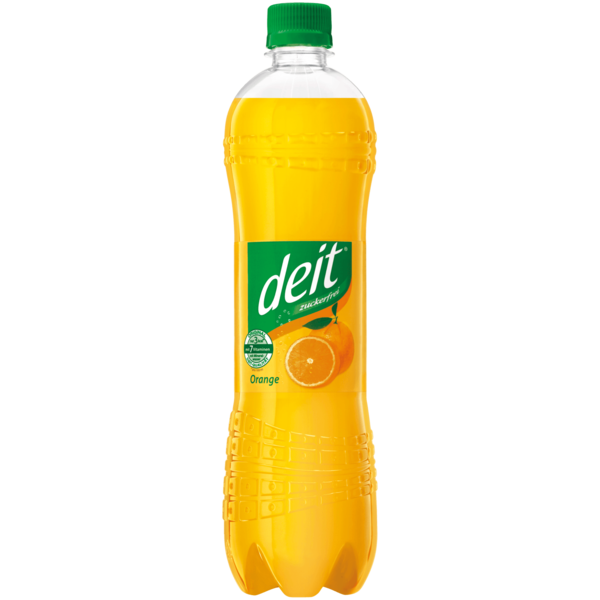 Deit Orange zuckerfrei 0,75l