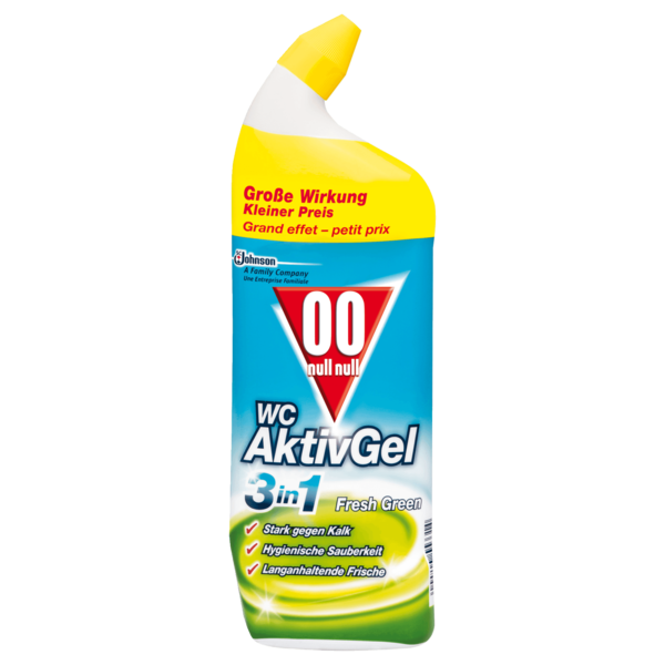 00 null null WC AktivGel 3in1 Fresh Green 750ml