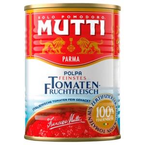 Mutti Polpa Feinstes Tomatenfruchtfleisch 400g