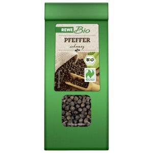 REWE Bio Pfeffer schwarz 60g