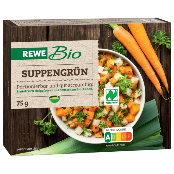 REWE Bio Suppengrün 75g