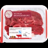Wilhelm Brandenburg Rinder-Suppenfleisch ohne Knochen ca. 500g