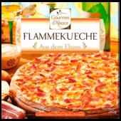 Gourmet d'alsace Flammekueche aus dem Elsass 260g
