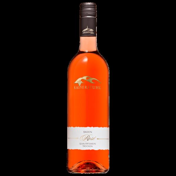 Kaiserstuhl Rosé Qualitätswein trocken 0,75l