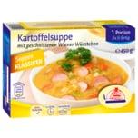 Lero Food Kartoffelsuppe mit Wiener Würstchen 450g