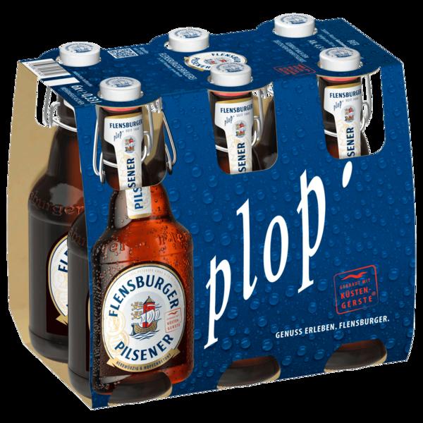 Flensburger Pilsener 6x0,33l