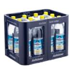 Adelholzener Mineralwasser Lemon 12x1l
