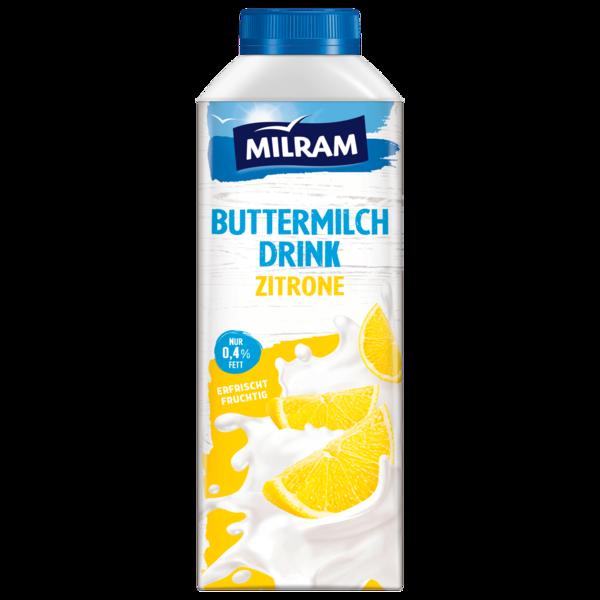 Milram Butter-Milch-Drink Zitrone 750g