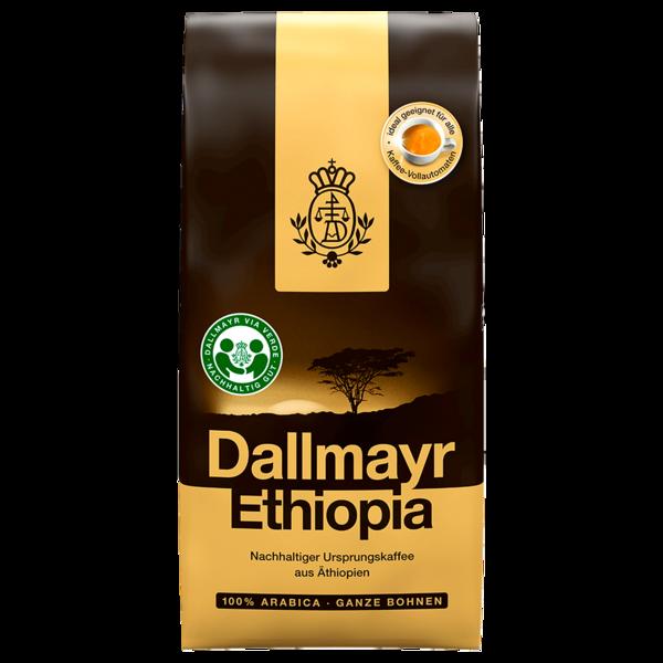 Dallmayr Ethiopia ganze Bohne 500g