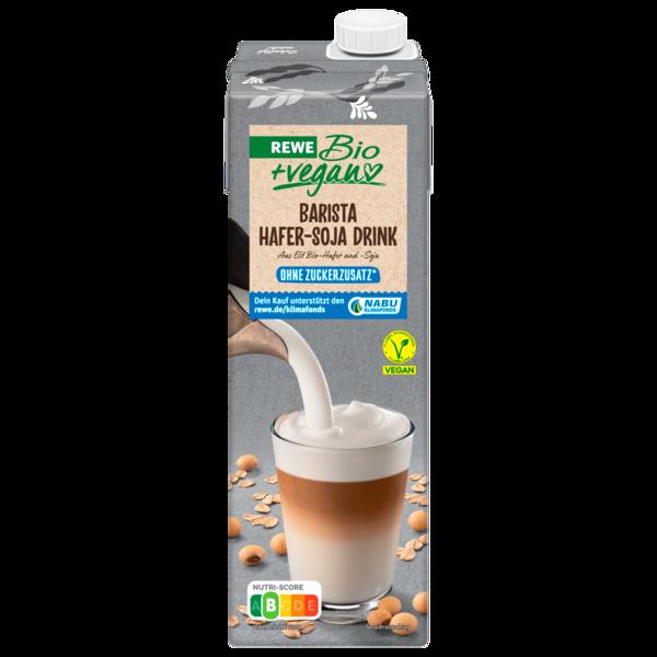 REWE Bio Hafer-Soja Drink 1l