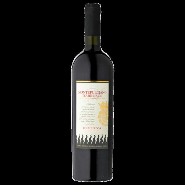 Rotwein Montepulciano d' Abruzzo Riserva trocken 0,75l