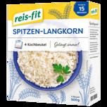 Reis-fit Spitzen-Langkorn 4x125g