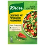 Knorr Salatkrönung Croutinos mit Paprika & Pinienkernen 25g