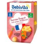 Bebivita Gartengemüse mit Rindfleisch 220g
