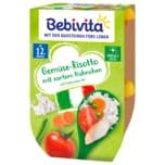 Bebivita Gemüse-Risotto mit zartem Hühnchen 2x250g