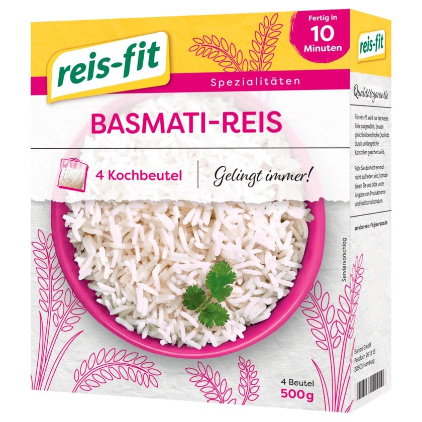 Reis-fit Basmati-Reis 4x125g