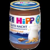Hipp Gute Nacht Haferbrei pur 190g