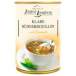 Jürgen Langbein Klare Hühnerbouillon 400ml