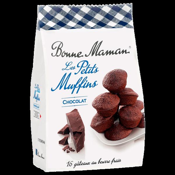 Bonne Maman Les Petits Muffins Chocolat 235g